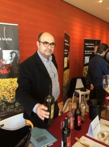 Jean Patrick Pacioselli of Domaine St Jean