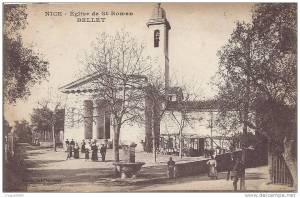 St Roman de Bellet church 3