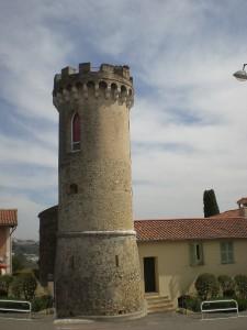 :a Tour Sarrasine